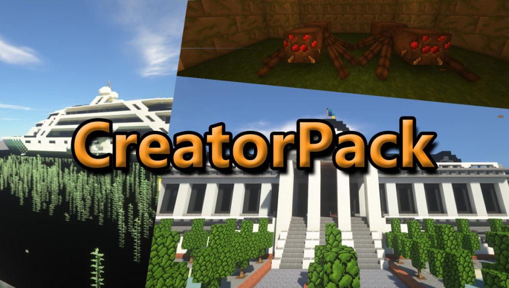 CreatorPack Resourcen Pack