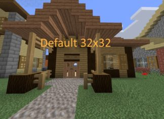 Default 32x32 Resourcen Pack