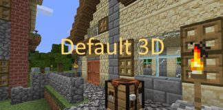 Default 3D Texture Pack