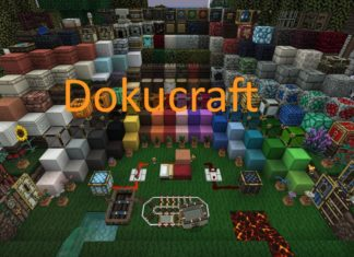 Dokucraft The Saga Continues Texturen Pack