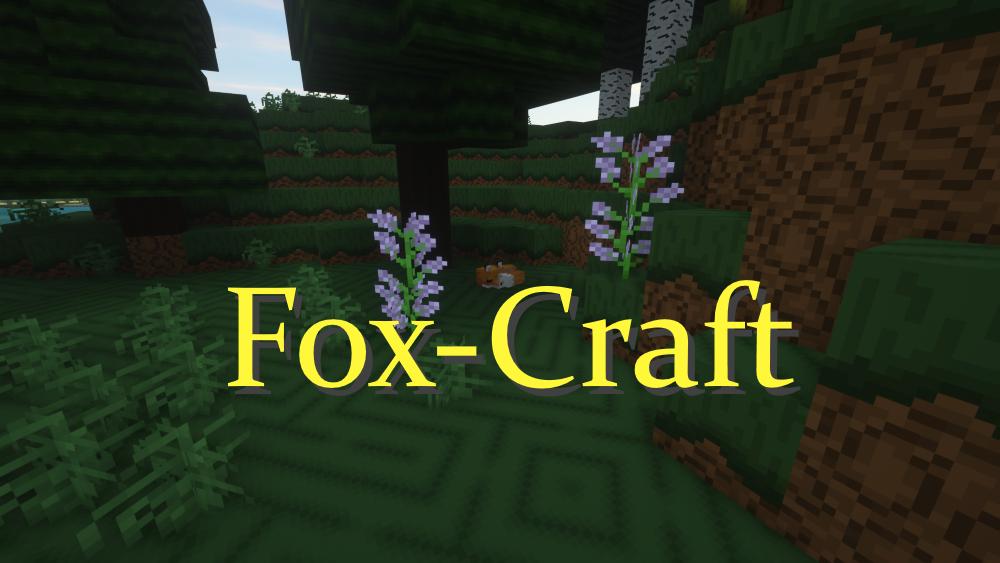 Fox-Craft Resourcen Pack
