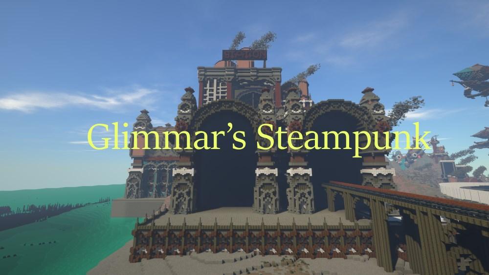 Glimmar's Steampunk Resourcen Pack