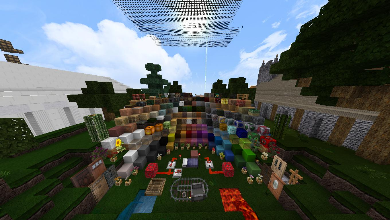 ᐅ KoP Photo Realism Texture Pack Für Minecraft - Minecraft haus aus holz oder stein