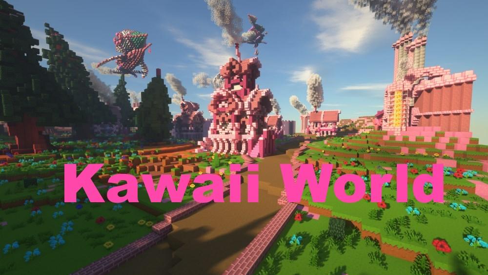 Kawaii World Resourcen Pack