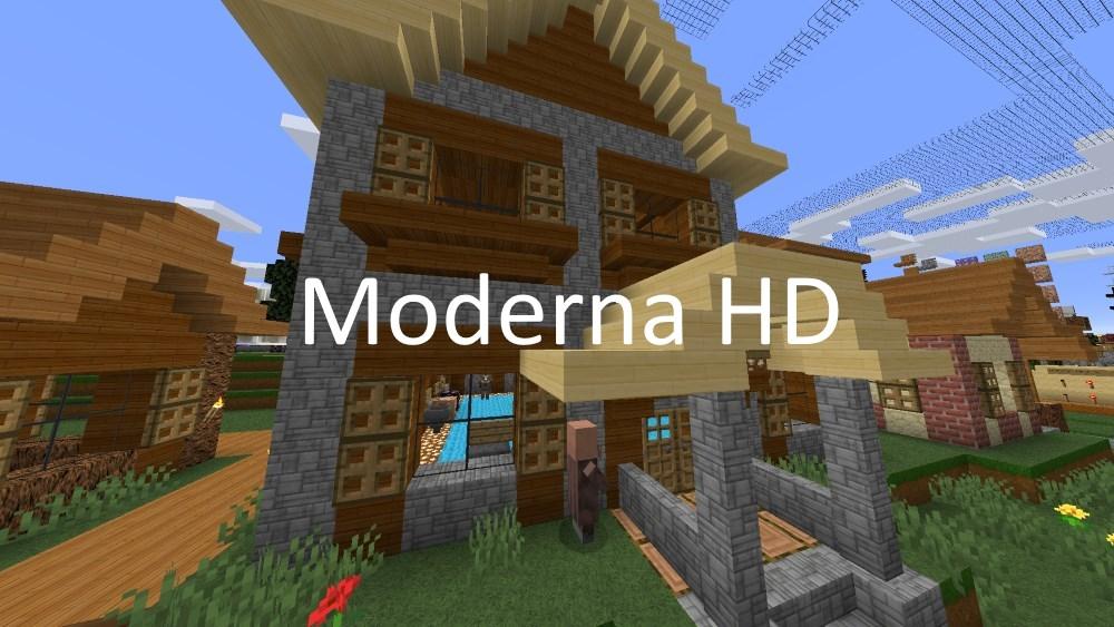 MODERNA HD Resourcen Pack