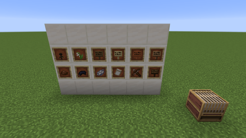 Minecraft_1.14_Neue Items