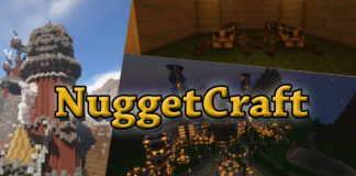 NuggetCraft Resourcen Pack