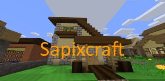 Sapixcraft Resourcen Pack
