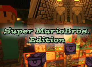 Super Mario Bros. Edition Resourcen Pack