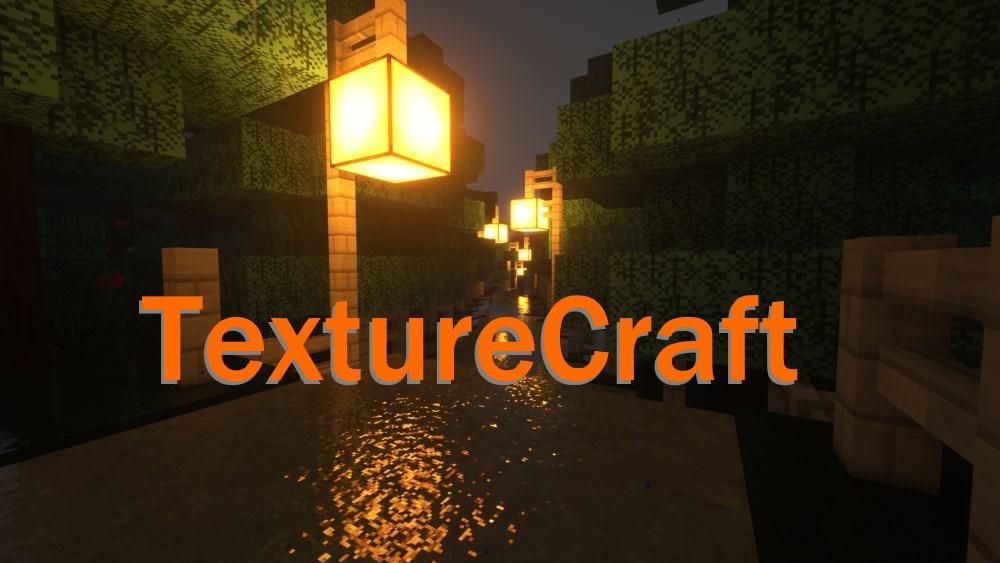 TextureCraft Resourcen Pack