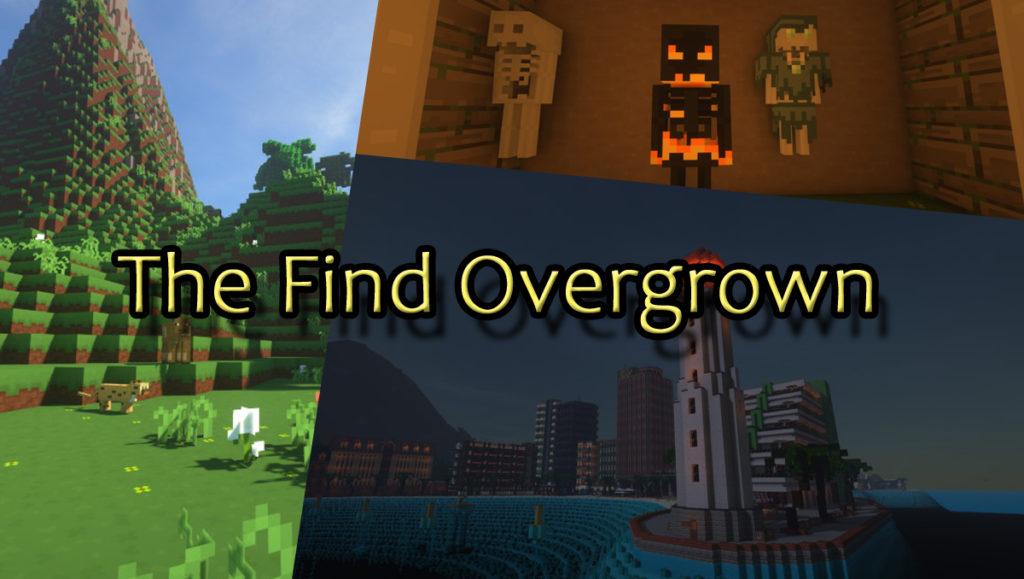 The Find Overgrown Resourcen Pack