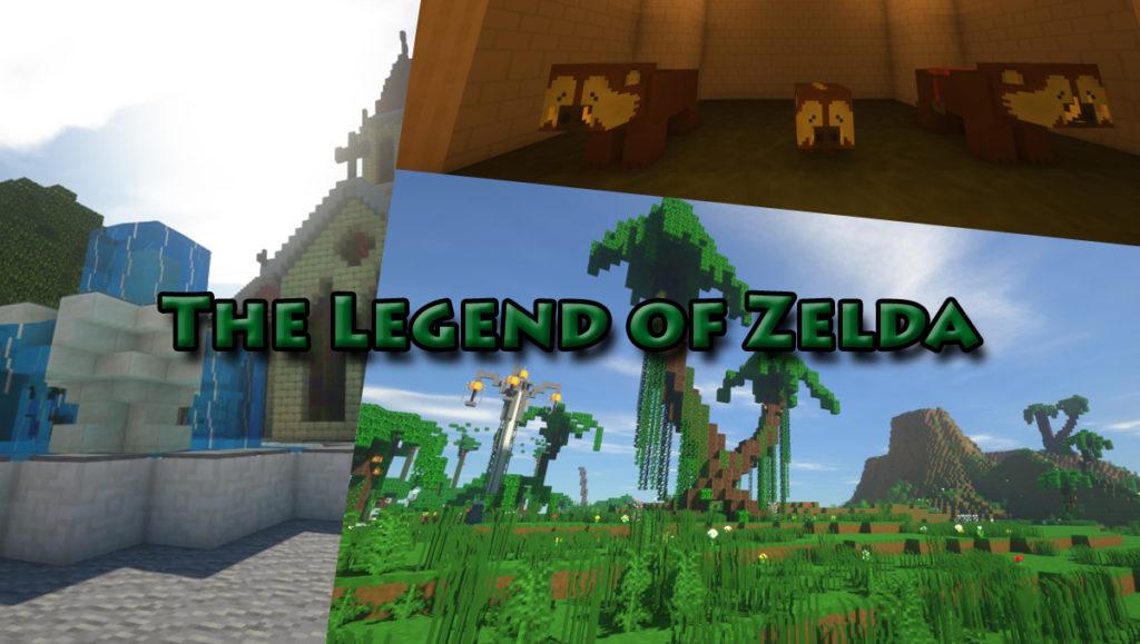 The Legend of Zelda Resourcen Pack