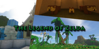 The Legend of Zelda Resourcen Pack
