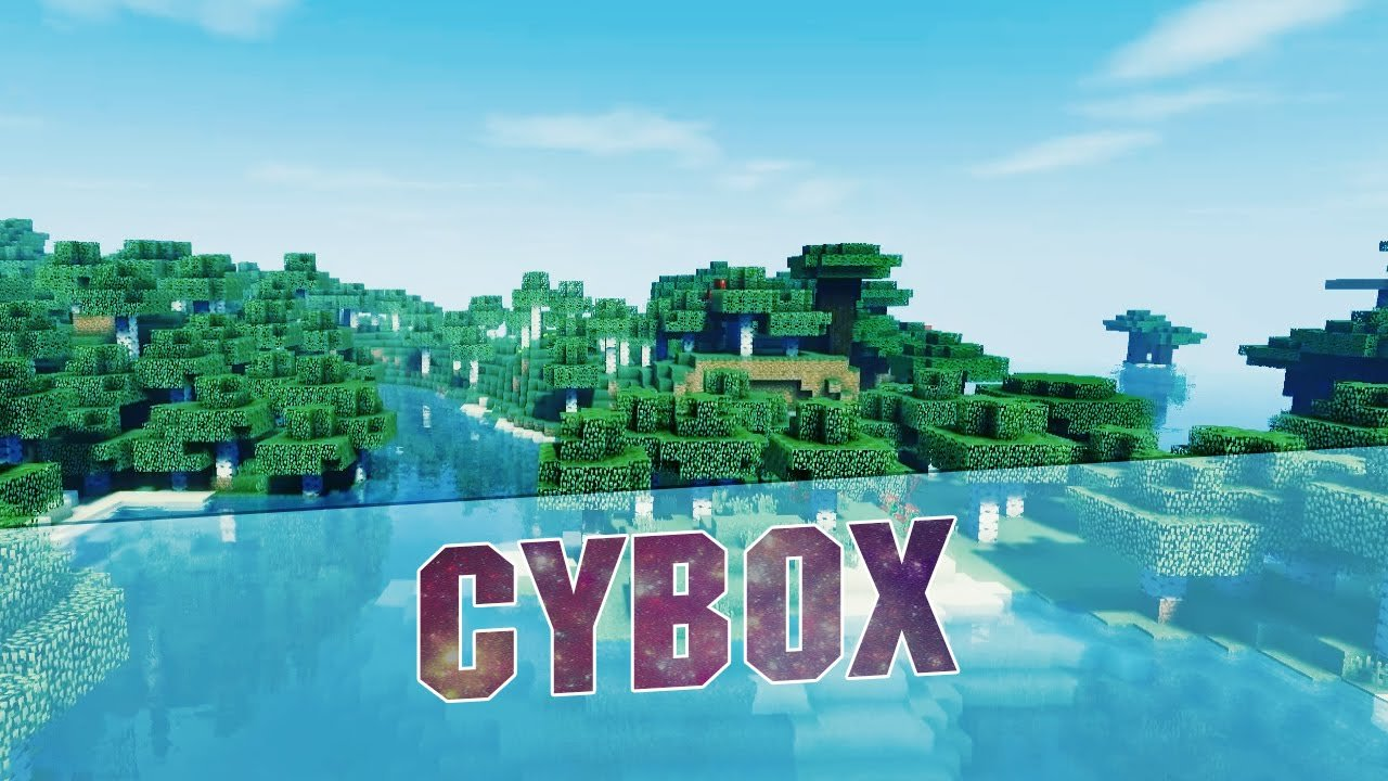 Cybox Shaders