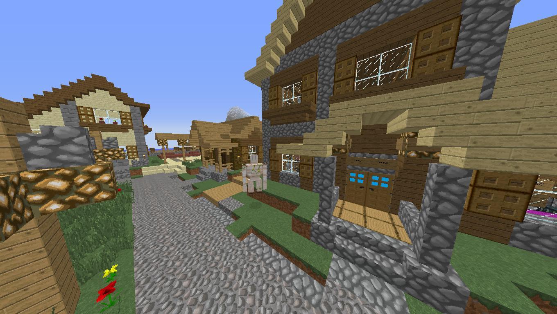 ᐅ Dark Rustic Texture Pack Für Minecraft - Minecraft texture pack namen andern