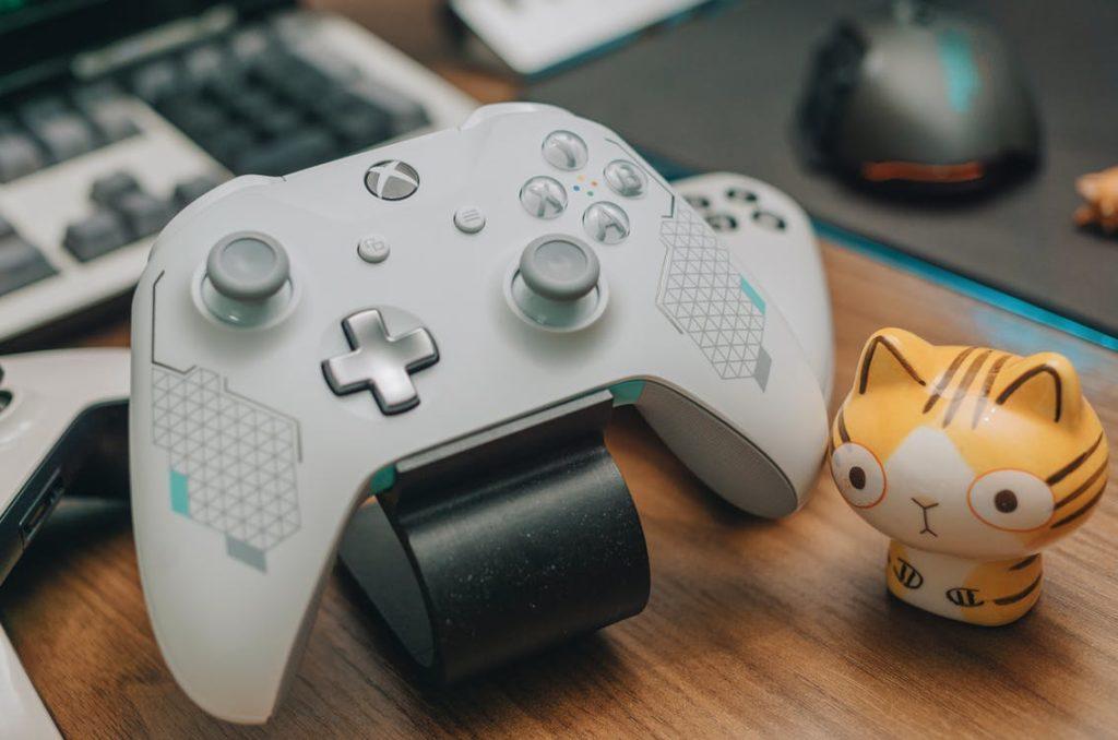 Geschichte der Videospiele, XBOX Controller