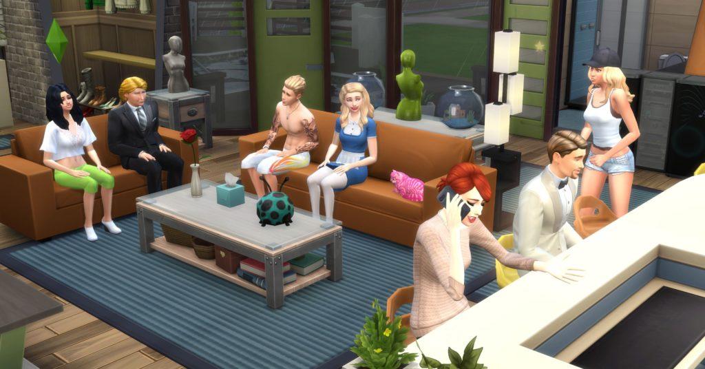 Geschichte der Videospiele, The Sims