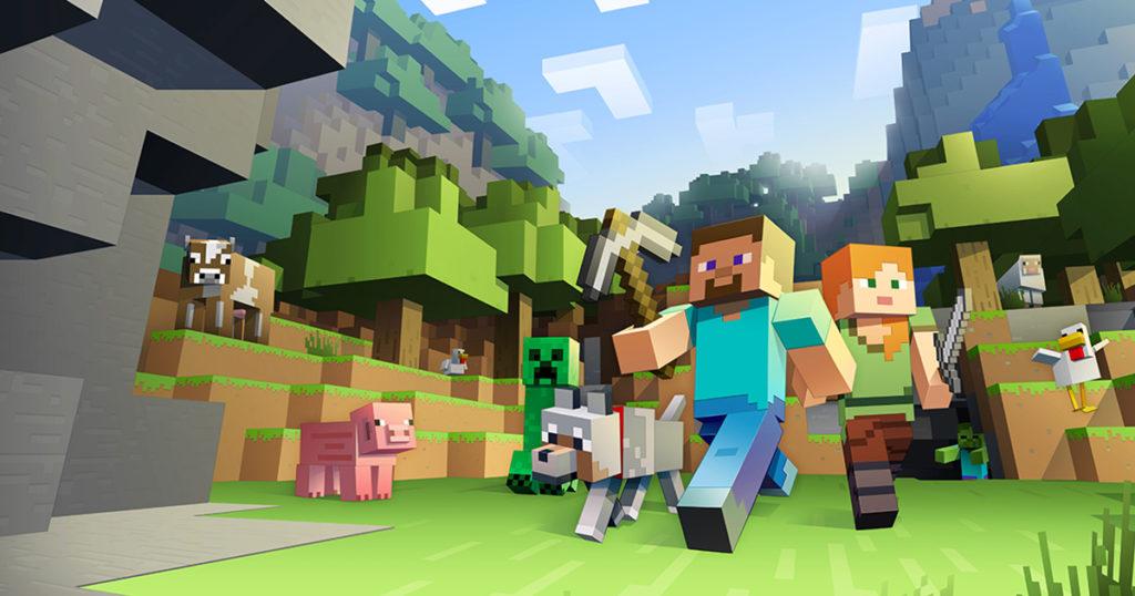 Geschichte der Videospiele, Minecraft