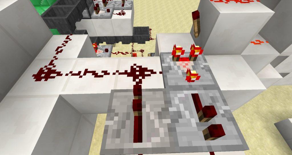 Einzahlungsautomaten und Auszahlungsautomaten in Minecraft bauen