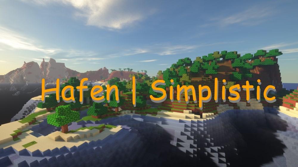 Hafen | Simplistic Resourcen Pack