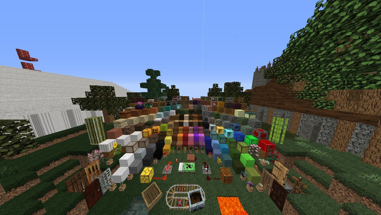 HerrSommer Texture Pack Fur Minecraft 112 111 110 18