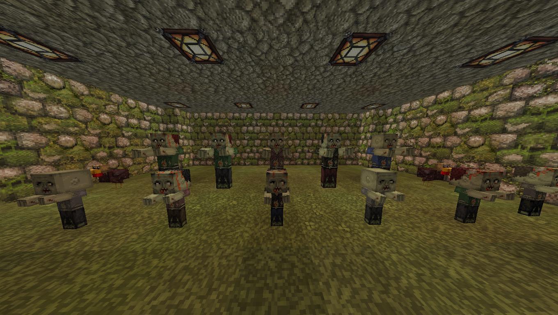 minecraft resource packs 1.14 john smith
