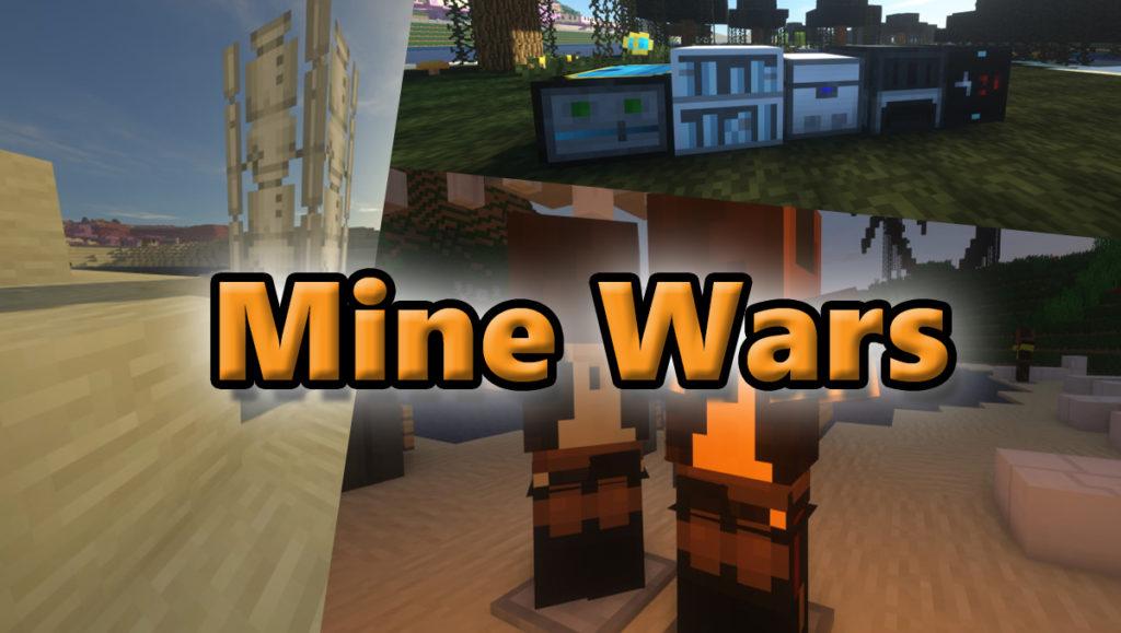 Mine Wars Texture Pack