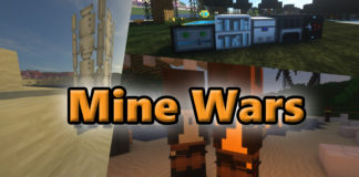 Mine Wars Texture Pack