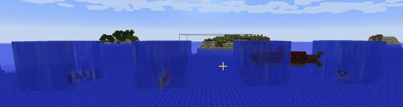 Minecraft 1.13 - Arten an Fischen