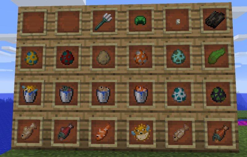 Minecraft 1.13 - Neue Items und Texturen