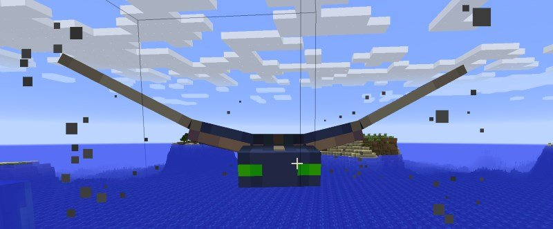 Minecraft 1.13 - Phantome