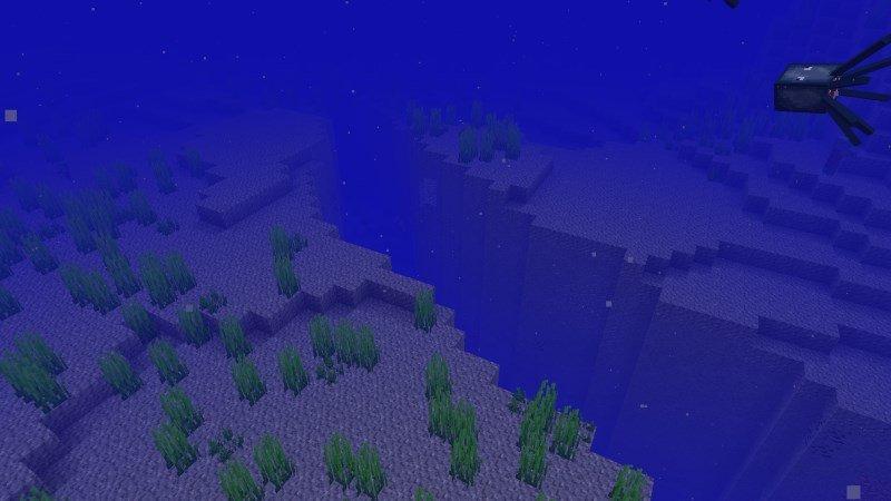 Minecraft 1.13 - Unterwasserschluchten