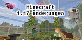 Minecraft 1.17 Update - Caves and Cliffs - Höhlen und Kliffe