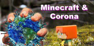 Minecraft in der Corona Zeit