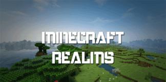 Nur du und deine Freunde in Minecraft Realms