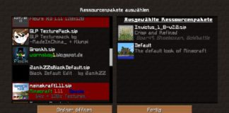 Minecraft Resource Pack installieren