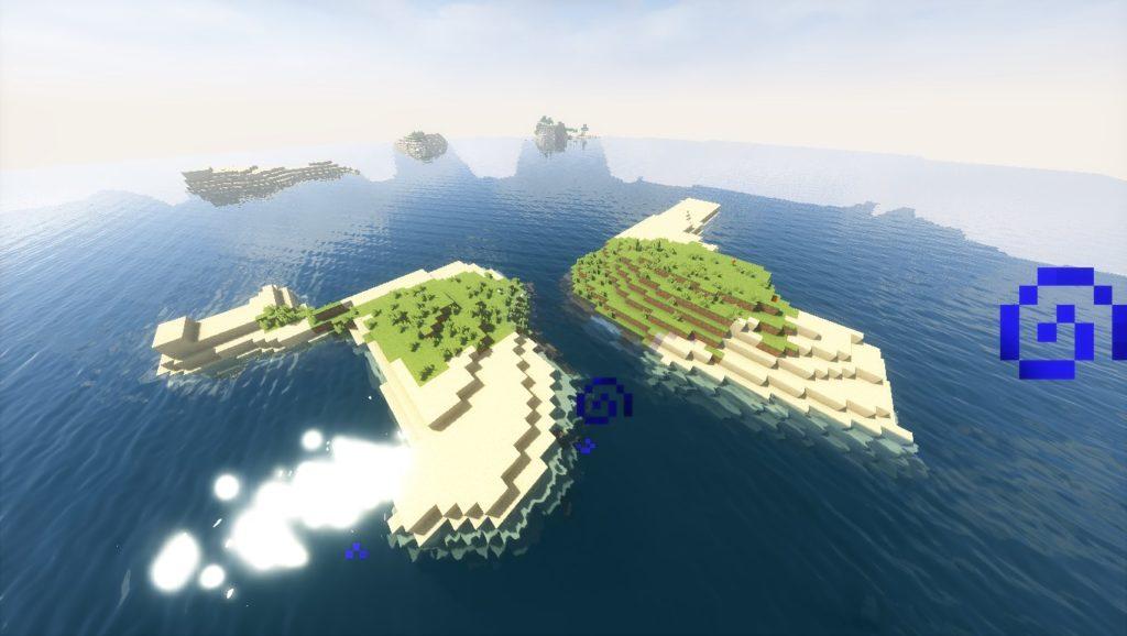 Minecraft Seeds: -6970159017625830527