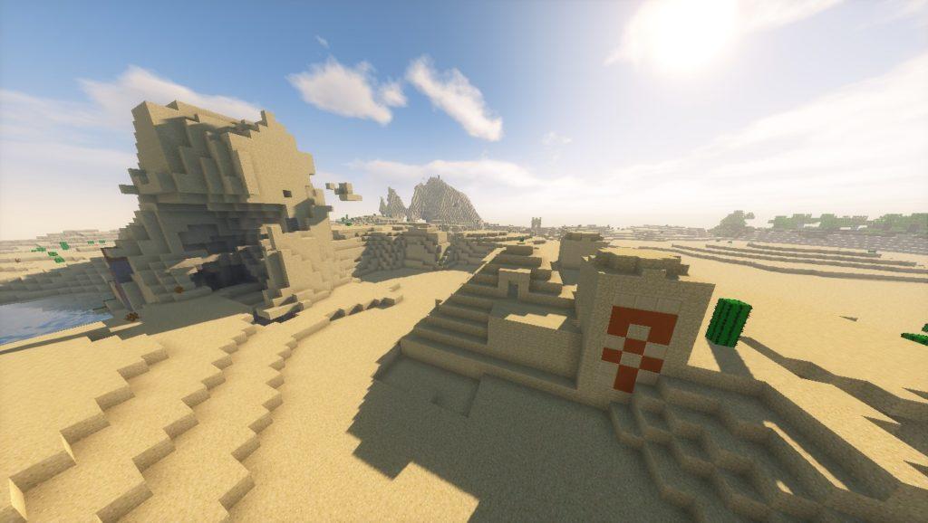 Minecraft Seeds: -9065479248748140566