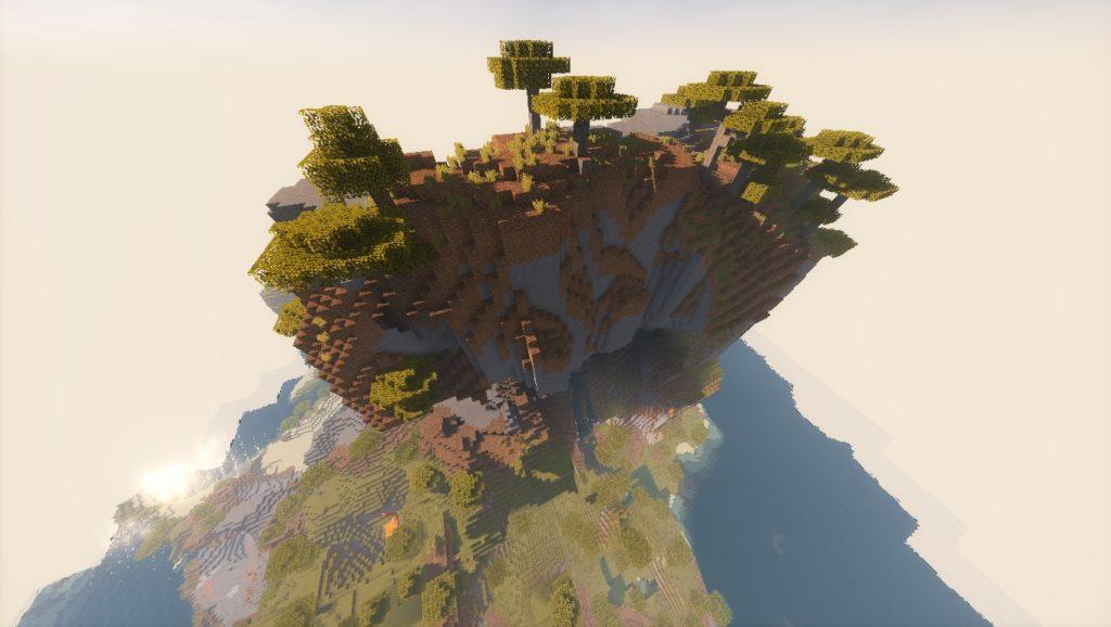 Minecraft Seeds: -969535336