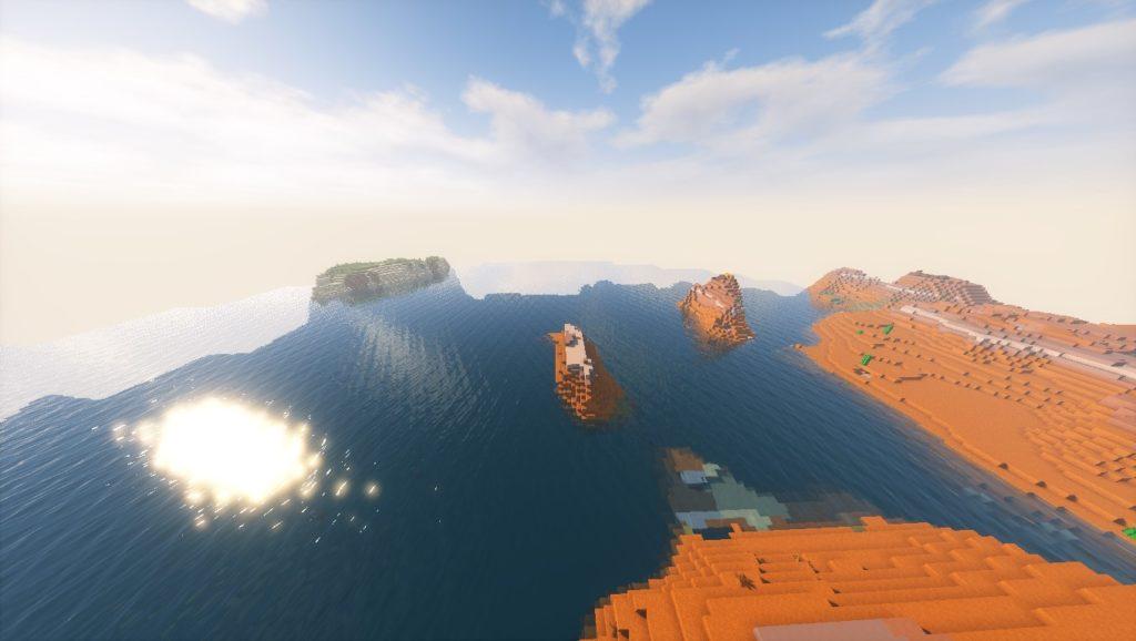Minecraft Seeds: 1083334716247045059