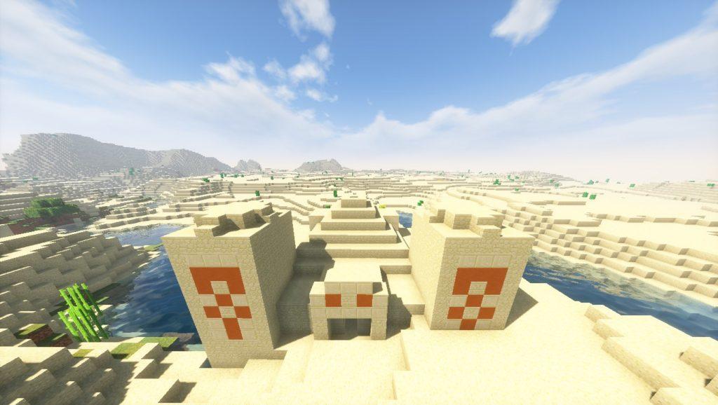 Minecraft Seeds: 2052930197336800526