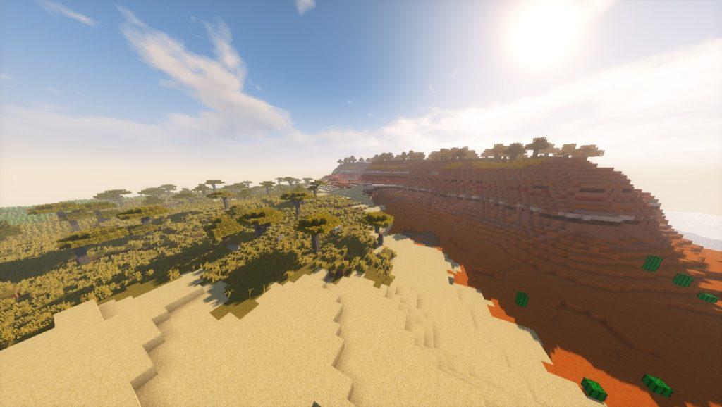 Minecraft Seeds: 4031384495743822299