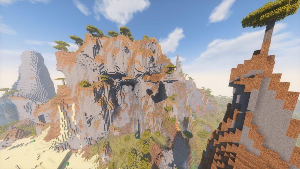 Minecraft Seeds: 5574457897082764526