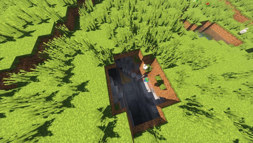 Minecraft Seeds: 7352190906321318631