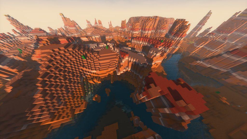 Minecraft Seeds 81781890028