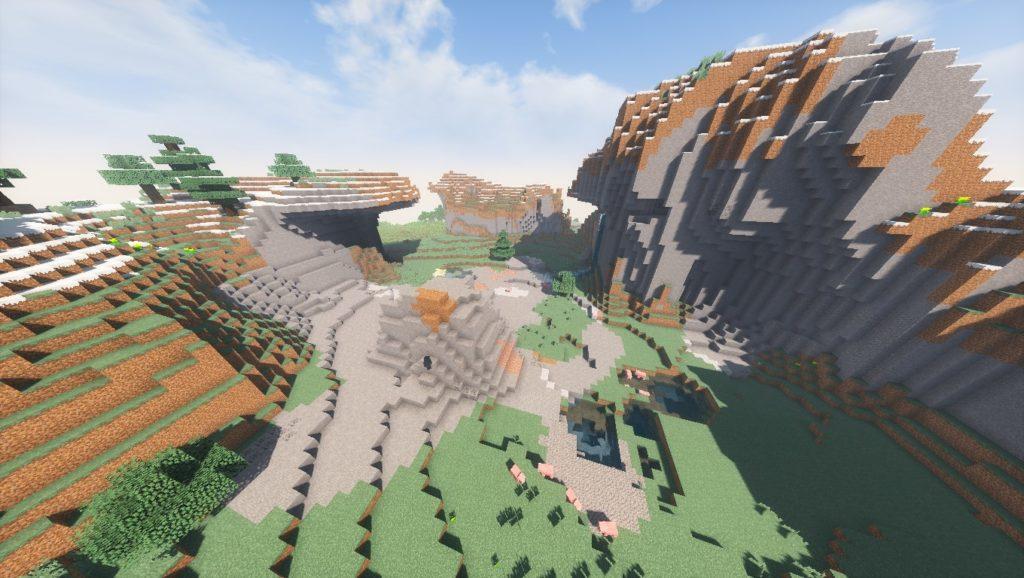 Minecraft Seeds: Rickrollin
