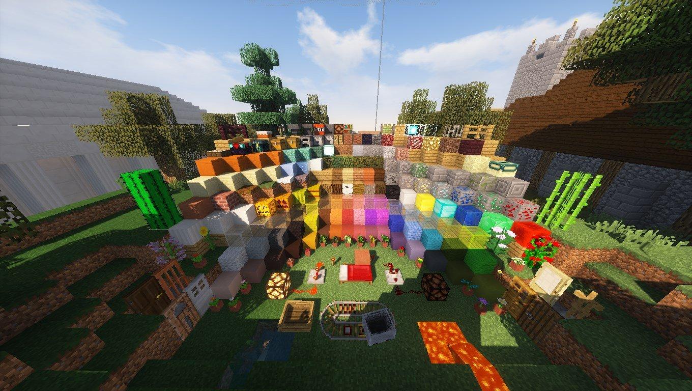 ᐅ Soartex Fanver Texture Pack für Minecraft 1 12/1 11/1 10/1 8