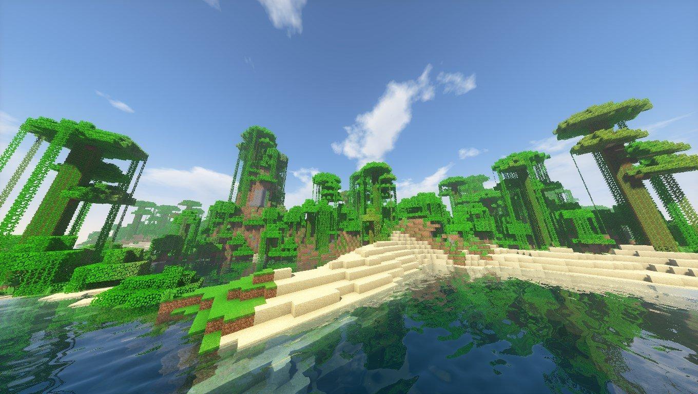 ᐅ Soartex Fanver Texture Pack für Minecraft 1 14/1 13/1 12/1 11
