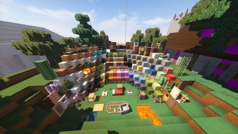 ᐅ Minecraft HD Texture Packs Hochauflösende Packs Für Minecraft - Minecraft texture pack namen andern