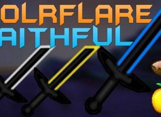 Solrflare Default Edit 18 Texture Pack